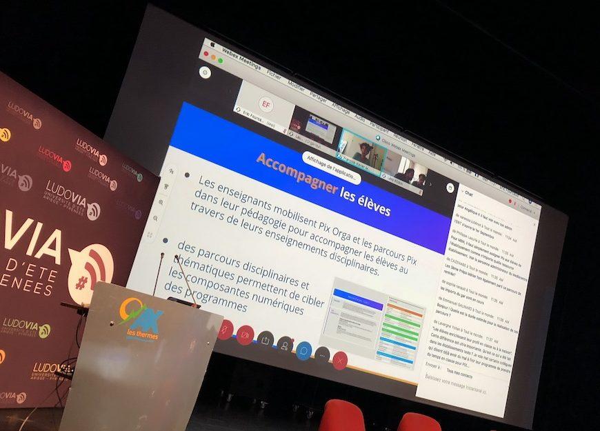 Généralisation de Pix : développer et certifier les compétences numériques des élèves